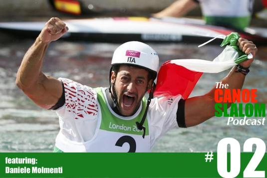 Italy's Daniele Molmenti reacts after his men's kayak (K1) finals run at Lee Valley White Water Centre during the London 2012 Olympic Games reacts after his men's kayak (K1) finals run at Lee Valley White Water Centre during the London 2012 Olympic Games